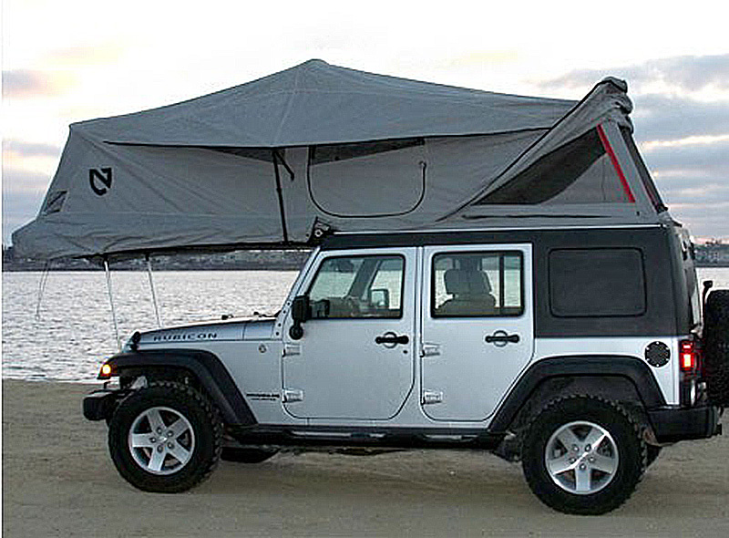 UrsaMinorVehicles-JeepConversion-J180 & Turn A Honda Element Or Jeep Into A Popup Camper