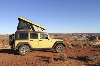 Turn A Honda Element Or Jeep Into A Pop-Up Camper