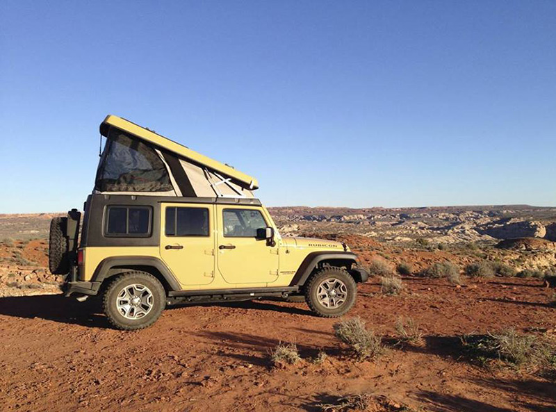 Honda Element Conversion >> Pop Up Campers For Honda Elements And Jeep Wrangler Unlimited