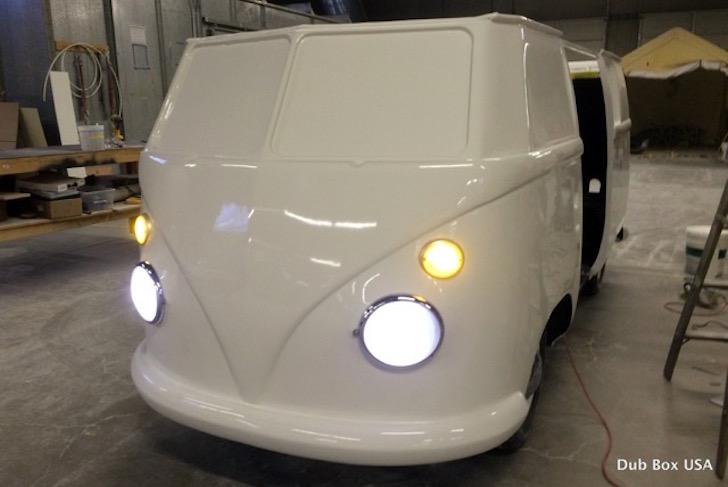 VW lights