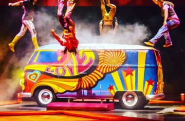 That VW Bus In Cirque Du Soleil's Love Show Isn't Real! Here's What It Really Is