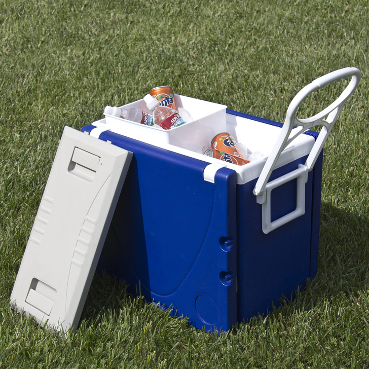 The Best Rolling Cooler Tables To Take Camping