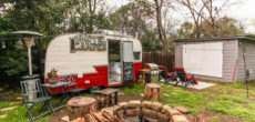 You Can Rent This Refurbished 1962 Camper In Austin, Texas For A Charming Weekend Getaway
