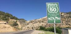 Surviving Highway 50: America's Loneliest Road
