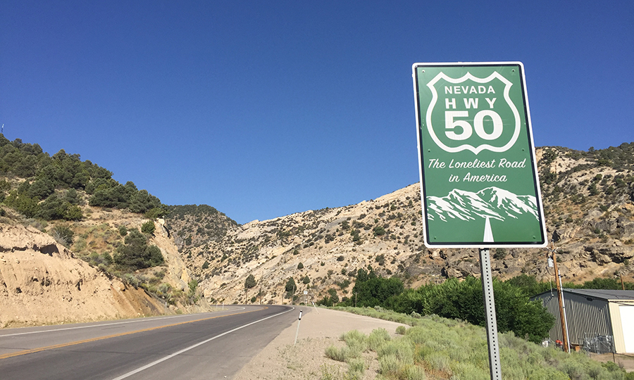 Places To See On Highway 50 In Nevada America S Loneliest