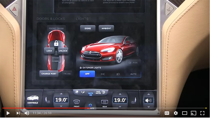 Tesla-display-camping