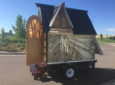 Water Wagon More Than Stylish Bathroom And Laundry On Wheels