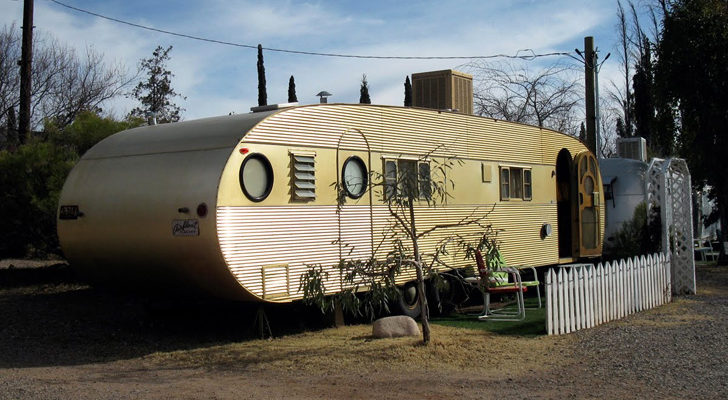 These Renovated Vintage Trailers In Arizona Make For The Perfect Fall Getaway