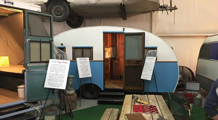 This Free RV Museum Has Vintage Models And Memorabilia That Will Take You Back In Time