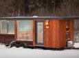 These New ESCAPE Vistas Are Cozy Mini Cabins-On-Wheels