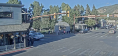 Mesmerizing Livestream Of Small-Town Jackson Hole, Wyoming