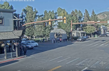 Mesmerizing Livestream Of Small-Town Jackson Hole, Wyoming