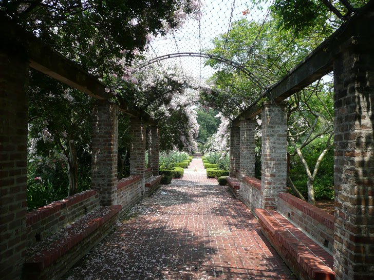 Places to see and rv parks near new orleans louisiana City park botanical garden
