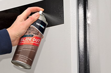 Use RV Slide Out Seal Conditioner To Maintain Rubber Slide Out Seals