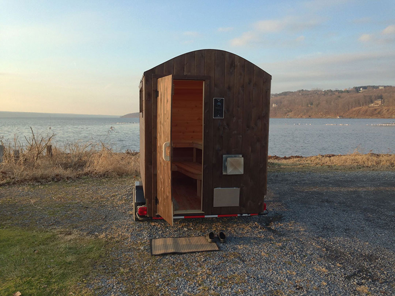 mobilesauna-lake