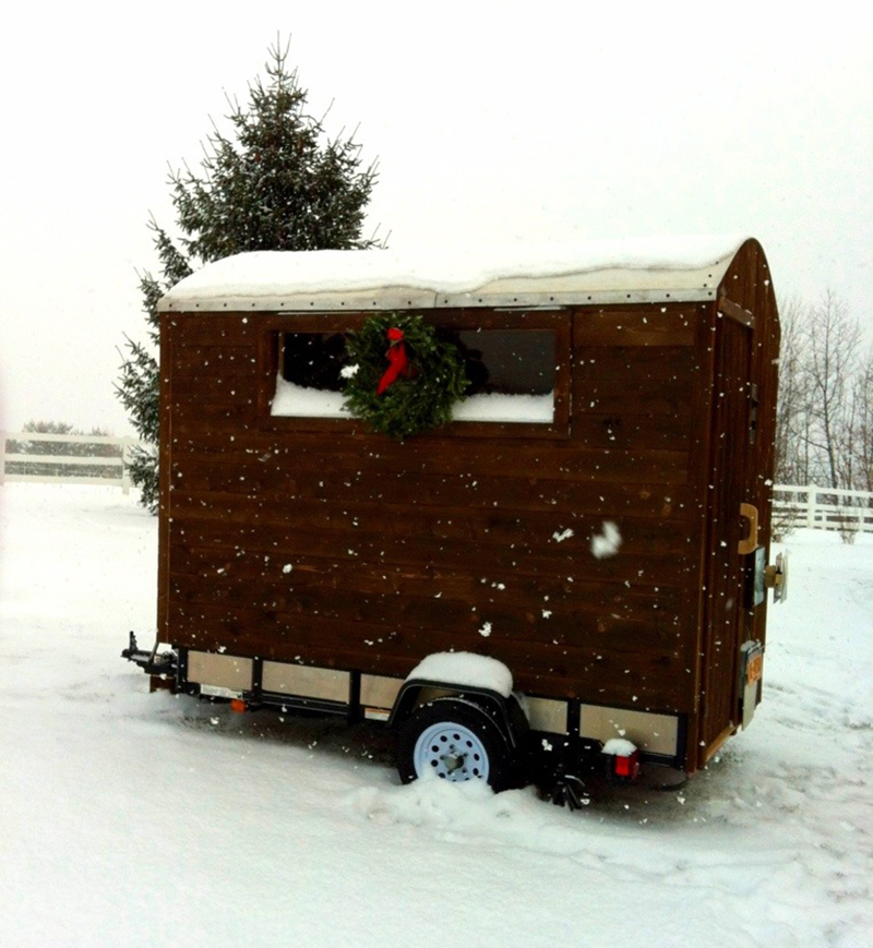 mobilesauna-snow