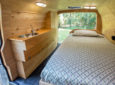 Houston Man Converts Cargo Van Into Beautiful Tiny Home—And He'll Teach You