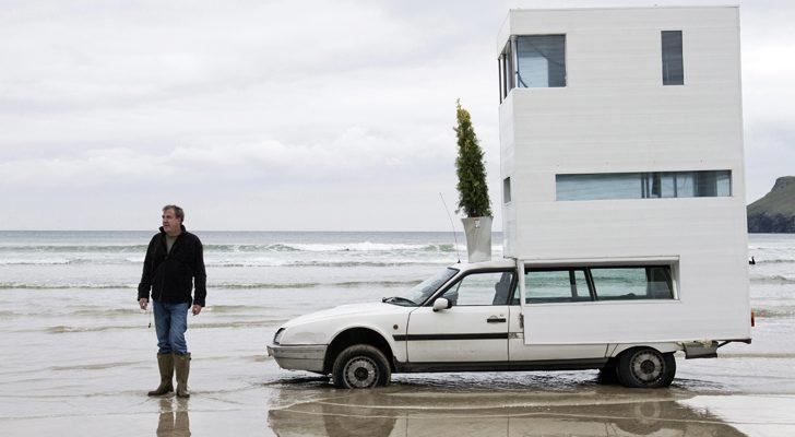 "The Campervan Challenge On BBC's ""Top Gear"" [Video]"