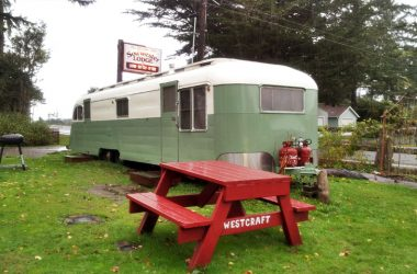 The Sou'Wester Lodge: Stay In A Vintage Travel Trailer On The Pacific Coast