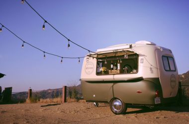 This Vintage Caravan Cafe Will Bring Rustic Charm, Coffee, And Cocktails To Your Next Event