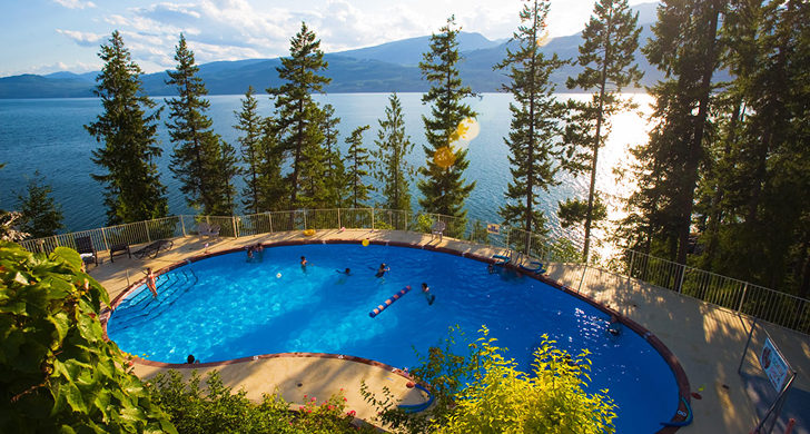 Top 10 RV Parks Where You Can Soak In Natural Hot Springs