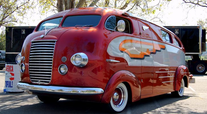This Restored 1937 Zeppelin Roadliner Is A Total Blast From The Past