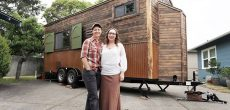 Handmade Wellness Wagon Promotes Healthy Living