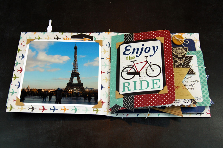 ways to display travel photos