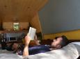 Just 17 Days To Convert Van Into Off-Grid Camper?