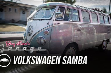 Jay Leno Goes For A Ride In Comedian Gabriel Iglesias' 1966 Volkswagen [Video]