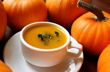 How To Make Warm Pumpkin Soup In Your RV This Fall