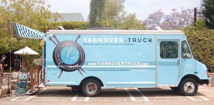 Yarnover Truck
