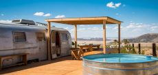 10 Cozy Airstreams You Can Rent For A Rustic Getaway On AirBNB