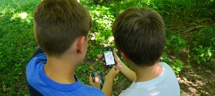 kids-geocaching