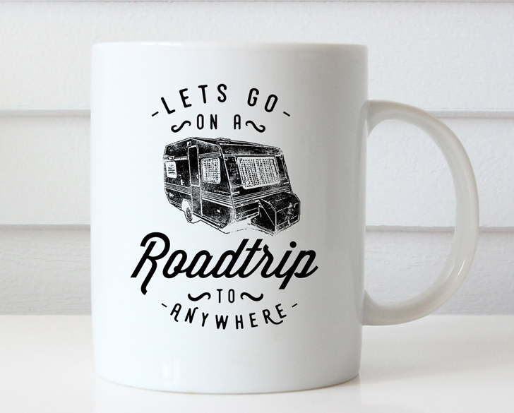 20 Rv And Camping Handmade Coffee Mugs From Etsy