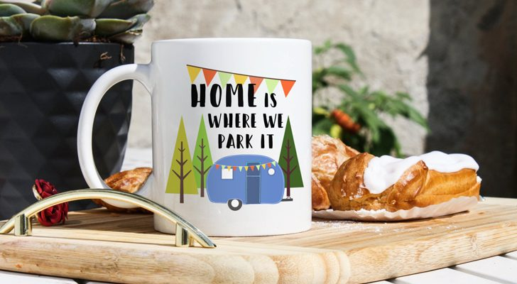 20 Camping And RV Coffee Mugs You'll Want To Curl Up With This Winter