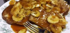 RV Cooking: How To Make Caramel Banana French Toast