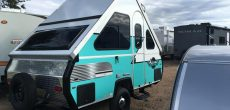 A Closer Look Inside The Rare Aliner Pop-Up Campers