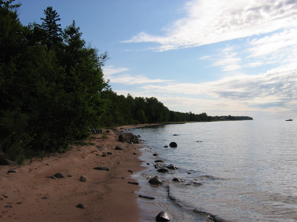 Madeline Island. Photo by uwwees/Flickr