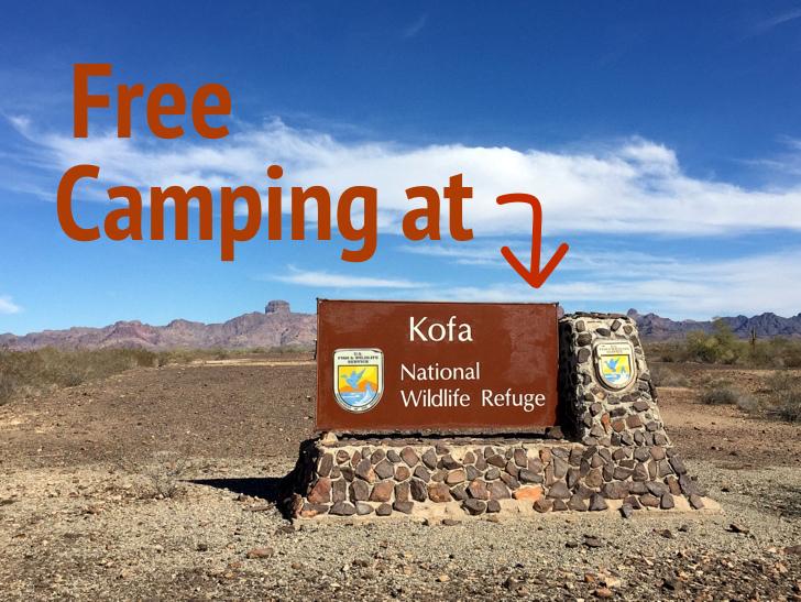 KOFA National Wildlife Refuge
