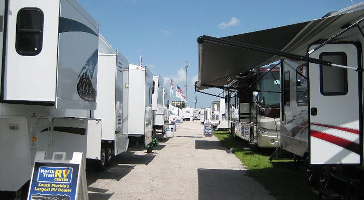 10 RV Shows You Won't Want To Miss In 2017