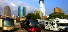 RV Urban Camping: How To Visit A City In Your RV