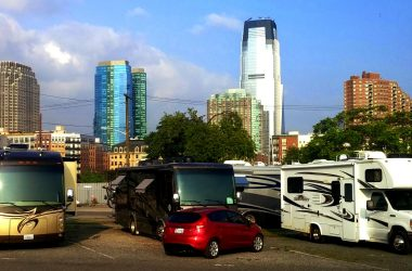 RV Urban Camping