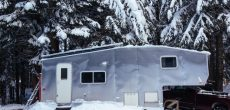 How To Skirt Your RV In The Winter To Prevent Freezing