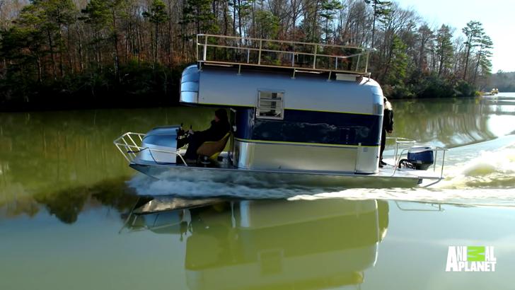 happer camper boat