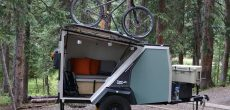 Meet The 2017 TigerMoth: An Ultralight Adventure Trailer