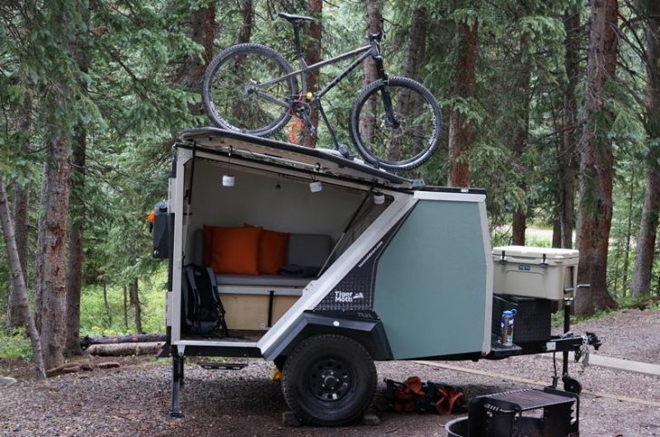 TIger Moth trailers