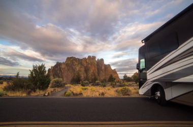 This National Park Timelapse Will Remind You Why We Love To RV