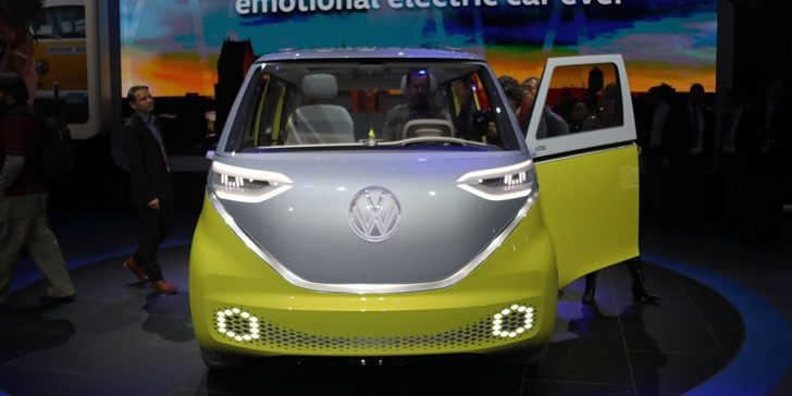 Volkswagen Just Revealed A Self Driving Campervan And It Looks Amazing