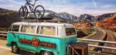 This Guy Quit His Job To Live & Sell Coffee Out Of A Volkswagen Bus